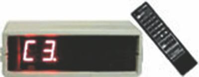 Digit display bilgi ekranı infrared modül uzaktan kumanda ht